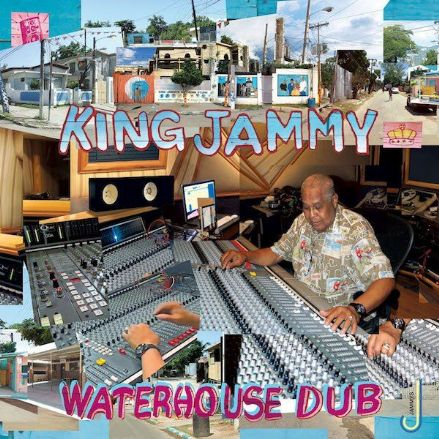 King Jammy - Waterhouse Dub (VP Records) LP